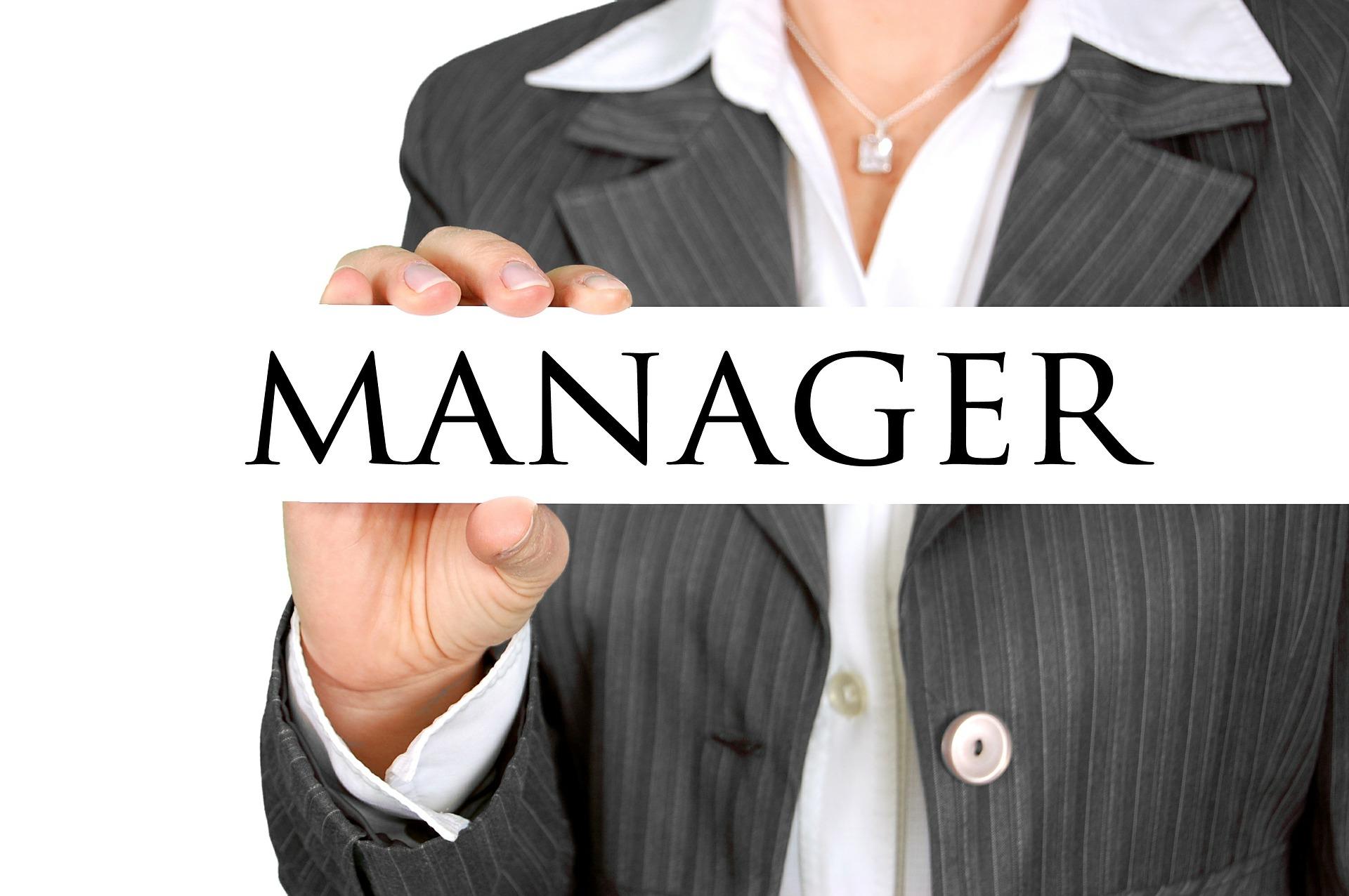 האם כל אחד יכול להיות מנהל?